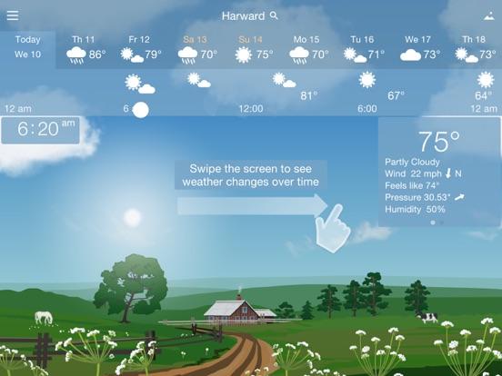 Screenshot #1 for YoWindow Weather