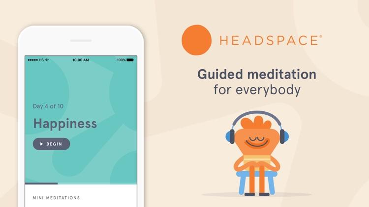 Headspace: Meditation screenshot-7
