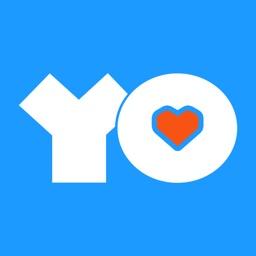 爱伴游Yo - 同城交友聊天约会软件