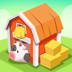 Pocket Farmery: Idle Pop Farm Game