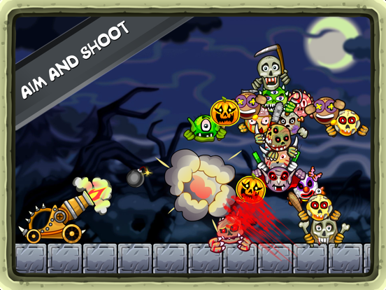 Roly Poly Monsters screenshot 6
