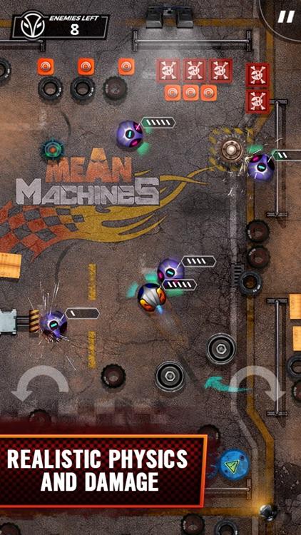 Mean Machines Demolition Derby