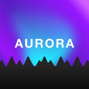 My Aurora Forecast & Alerts Weather app