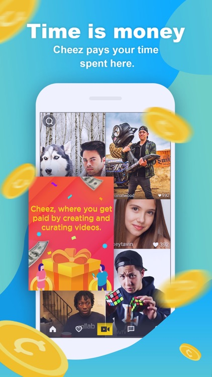 Cheez - Video Editor & Effects