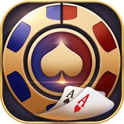 趣凡德州扑克-天天大奖赛