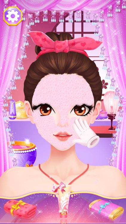 我的宫廷之路-古风女孩游戏 screenshot-4