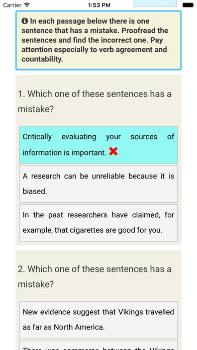 ARIES: English Academic Style screenshot four