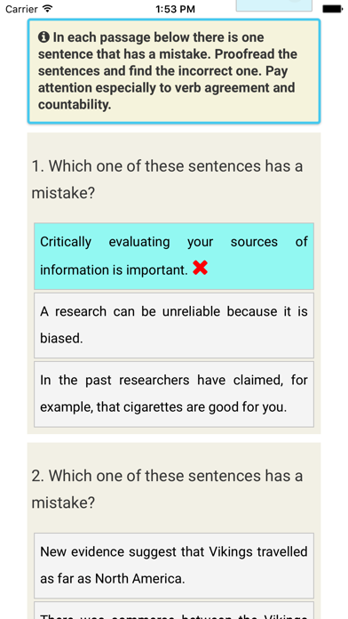 ARIES: English Academic Style screenshot four