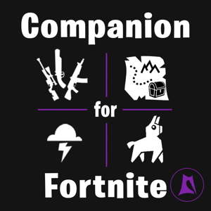 Companion for Fortnite Reference app