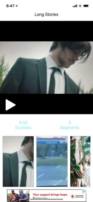 Long Stories Screenshot