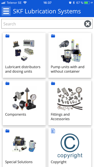 SKF LubCAD on the App Store