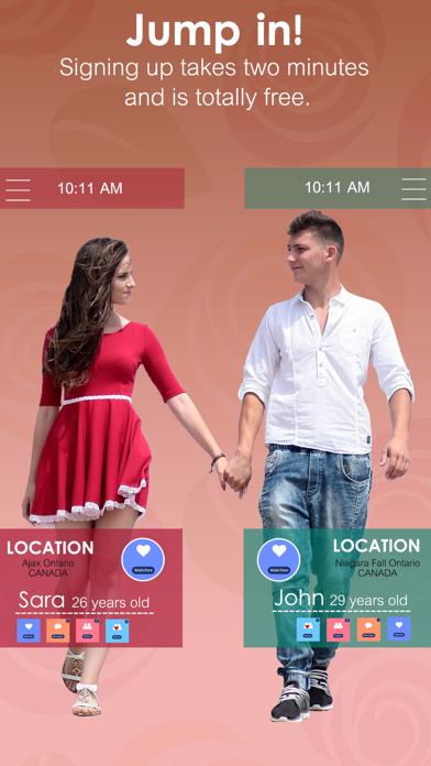 gratis online dating i Kanada Ontario