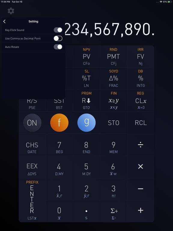 Vicinno Financial Calculator-ipad-6