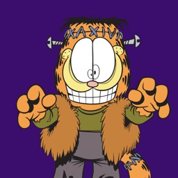 GARFIELD TRICKS AND TREATS