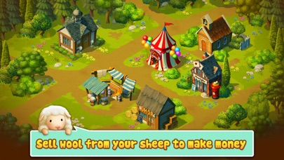 Tiny Sheep : Pet Sim on a Farm Скриншоты5