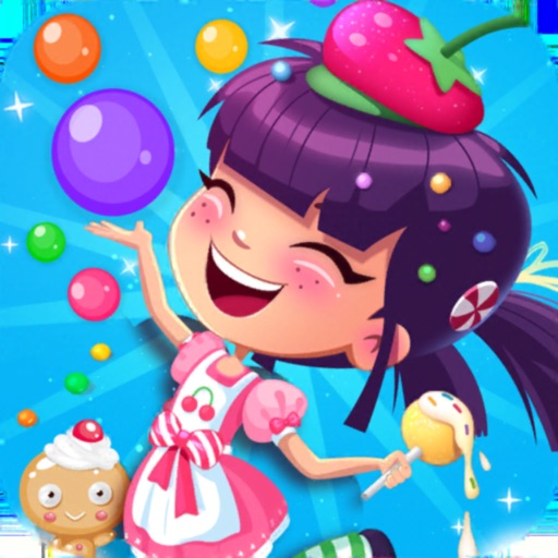 Super Candy Ball - Color Clash iOS App