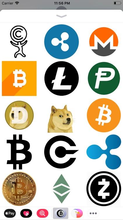 Cryptoconomy Stickers