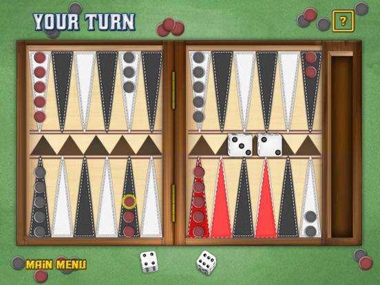 Backgammon Deluxe Go для iPad