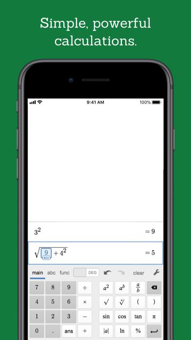 Desmos Scientific Calculator by Desmos (iOS, United States
