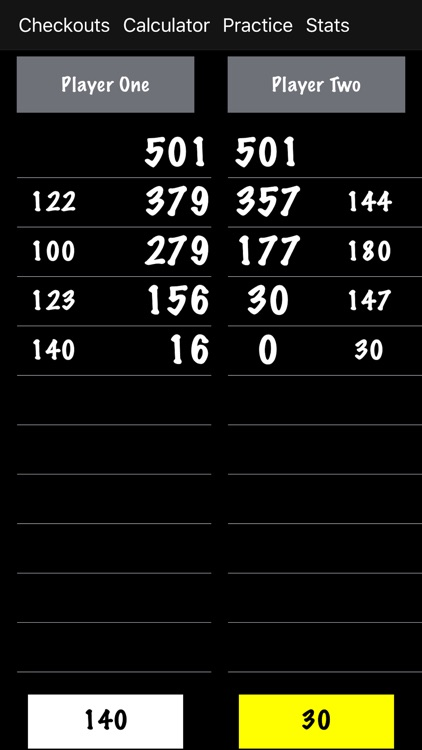 Darts Scorer screenshot-1