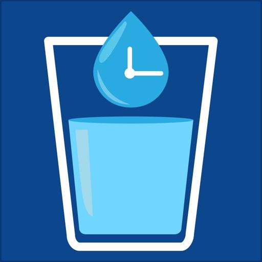 Daily Water intake: balance hydrate level