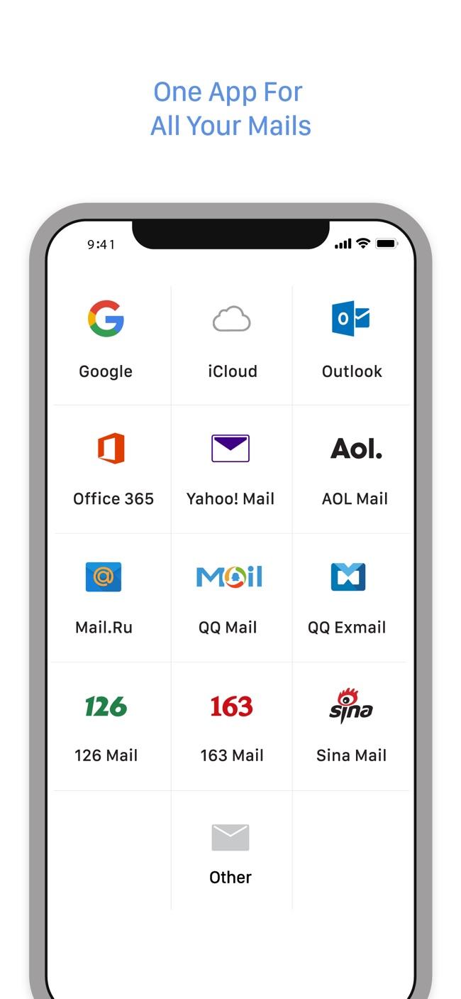 MailTime Email Messenger Screenshot