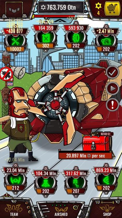 Aviator - idle clicker game screenshot-4