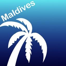 Aqua Map Maldives - Marine GPS