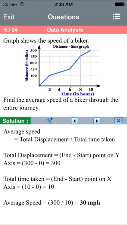 Data & Statistics screenshot-3