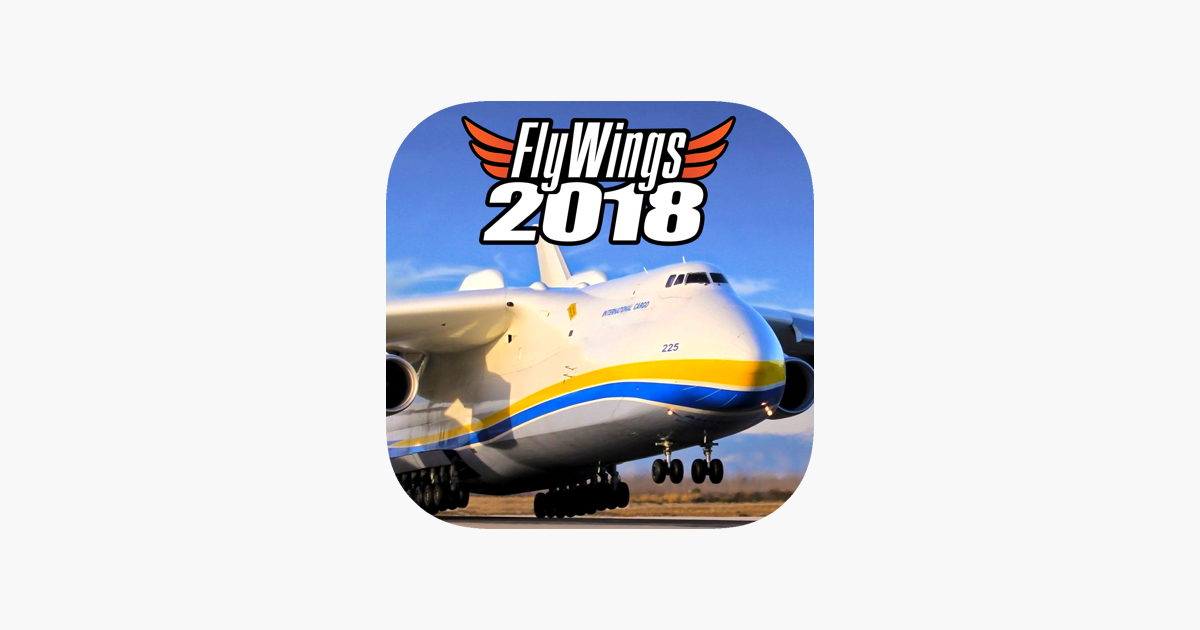 FlyWings 2018 Flight Simulator on the App Store
