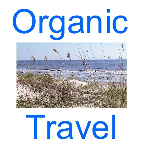 Organic Travel Mobile iOS App