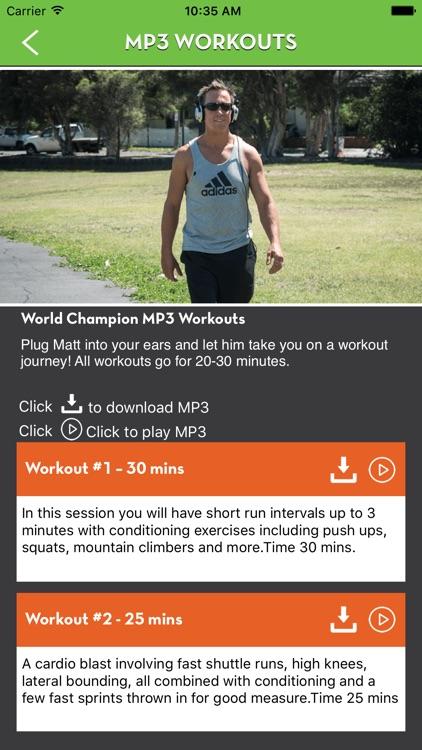 84 Day Body Challenge screenshot-3