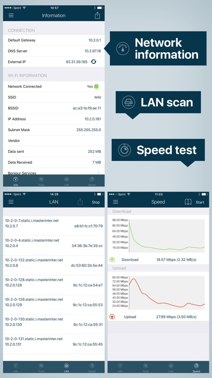 WiFi Analyzer: Network Tools screenshot-1