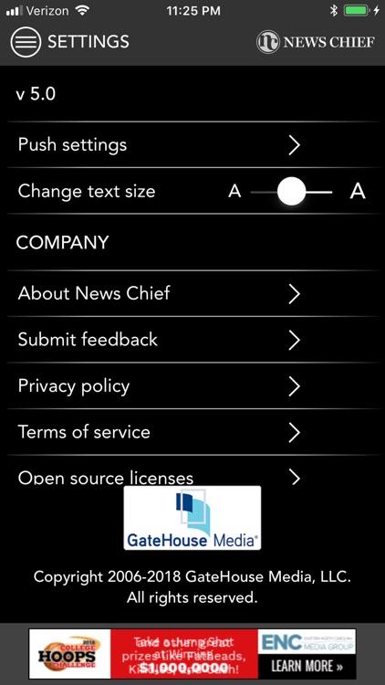 News Chief, Winter Haven, FL screenshot-9