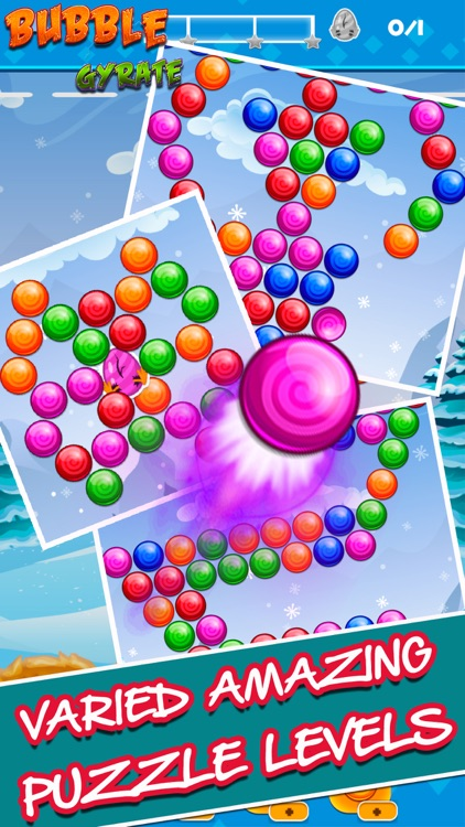 Bubble Gyrate Shooter screenshot-3