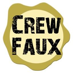 Crew Faux
