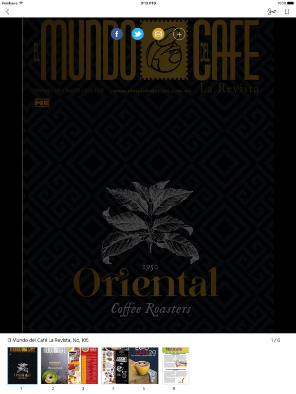El Mundo del Café La Revista screenshot 7