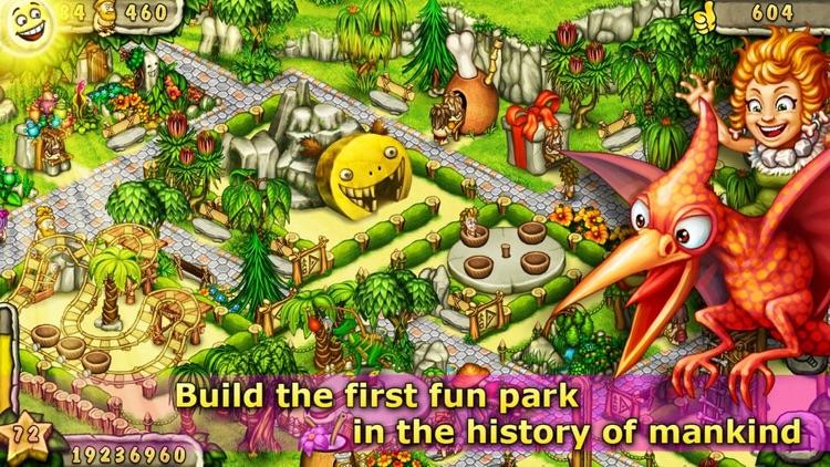 Prehistoric Fun Park Builder