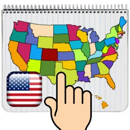 USA MAP 50 States Puzzle Game