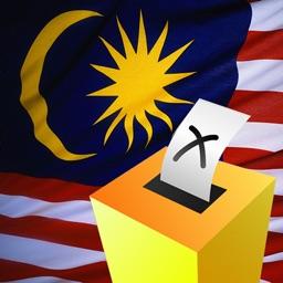 Undi PRU14 Malaysian Election