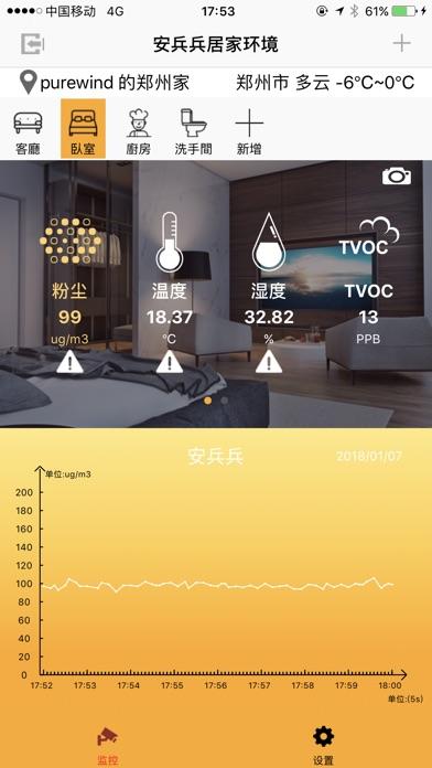 安兵兵智能居家环境监测 Screenshot