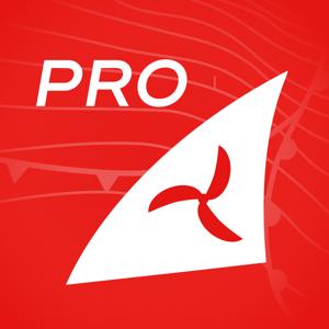 Windfinder Pro app