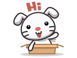 Meet Wabbit, the cutest rabbit on iMessage