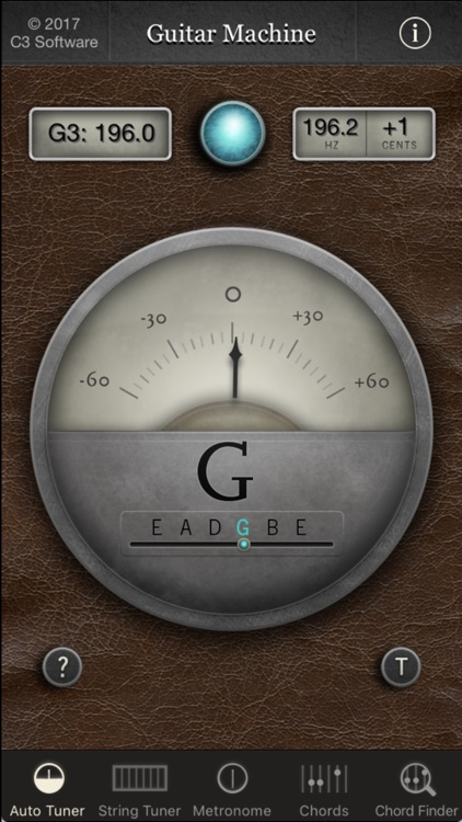 Guitar Machine - SteamPunk Guitar Tools screenshot-0