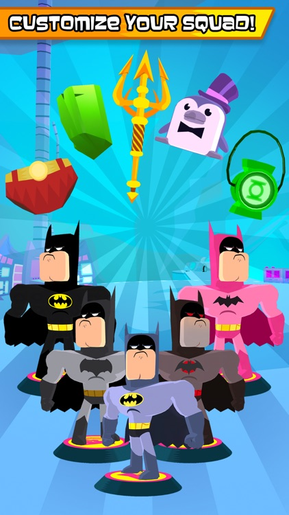 Teen Titans Go! Figure screenshot-6