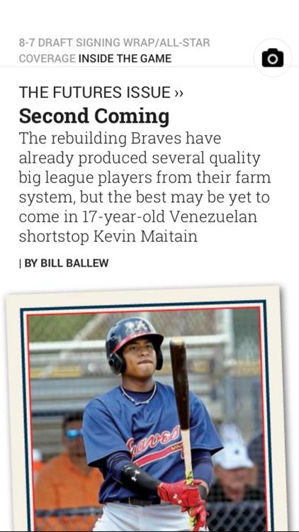 Baseball America Magazine screenshot-4
