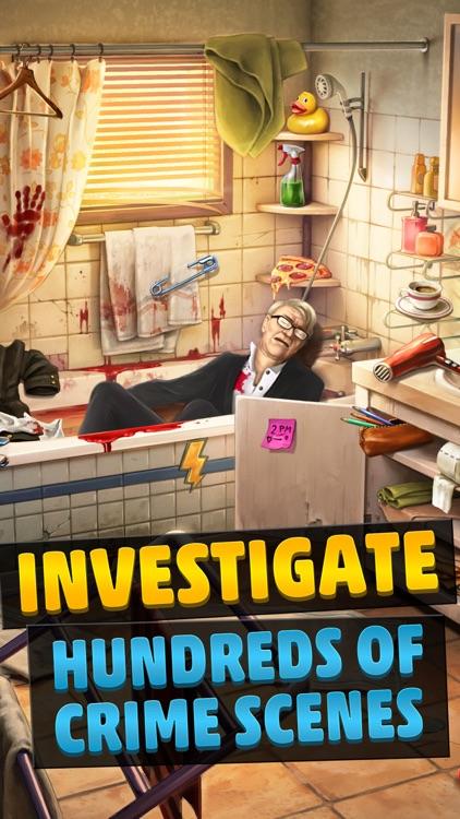 Criminal Case screenshot-0