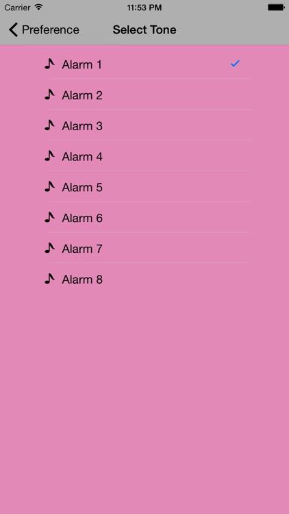 Awesome My Alarm Clock screenshot-4