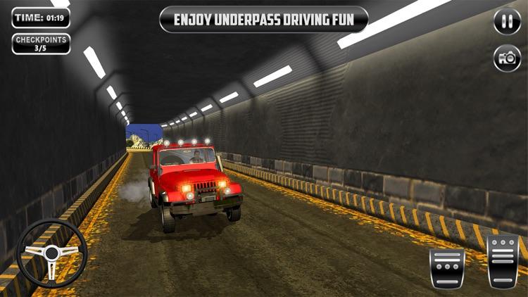 0ffroad Jeep Driving Simulator screenshot-4