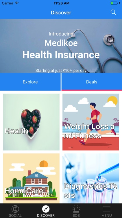 Medikoe Your Health Buddy